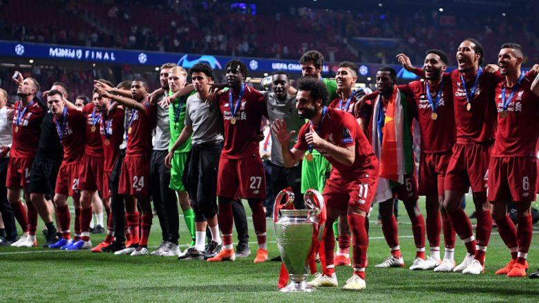 Të gjithë lojtarët e Liverpoolit kanë mbajtur nga një fjalim motivues para finales ndaj Tottenhamit