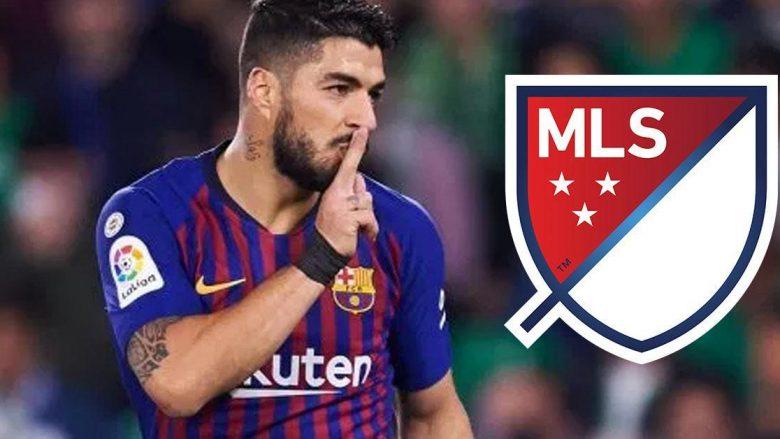 Suarez refuzon transferimin në MLS