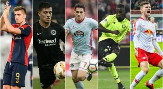 Prioriteti i Barcelonës: Transferimi i një golashënuesi