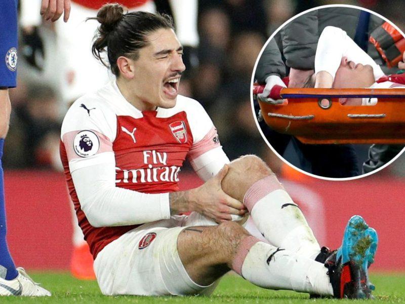 Gjendja e gjurit të Bellerin nuk është e mirë, spanjolli pritet t'imungojë gjatë Arsenalit
