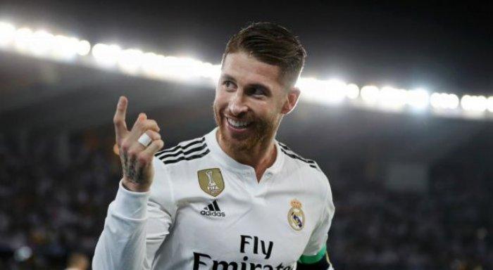 Sergio Ramos, lideri i palodhshëm i Real Madridit