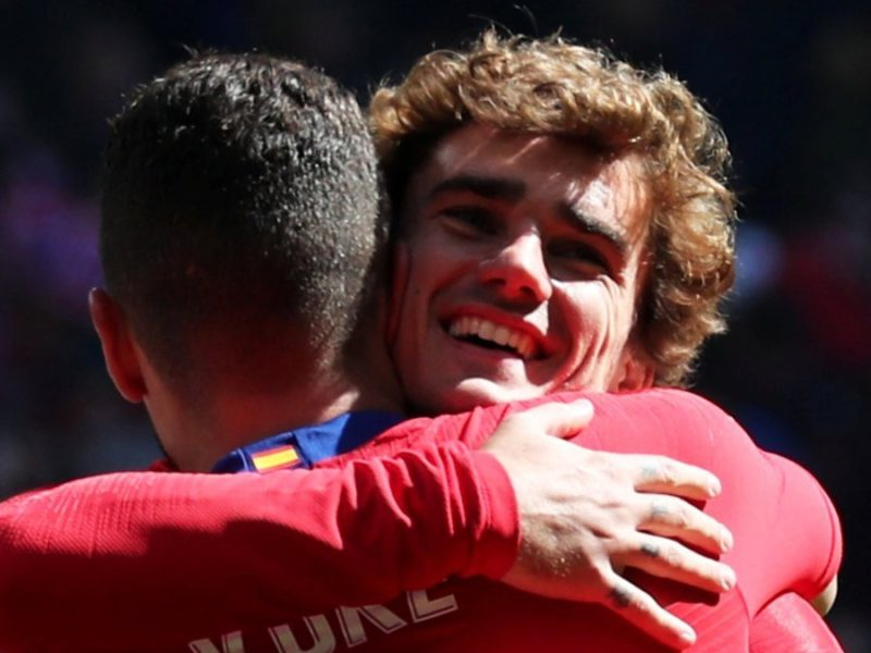 Atletico fiton ngushtë ndaj Levantes, pret gabimin e Barçës