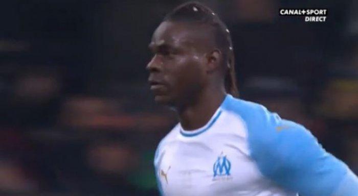 Balotelli debuton me gol të bukur në Marseille