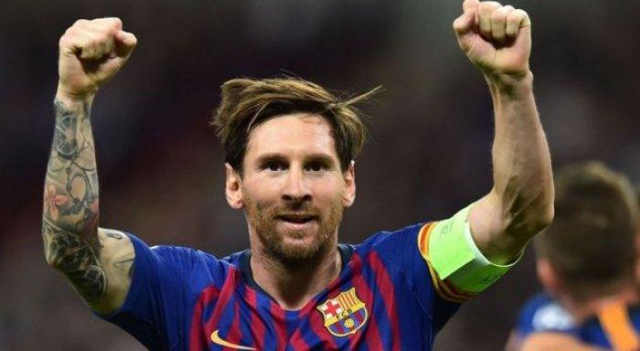 """""""Nëse Messi s'e meriton Topin e Artë, atëherë unë s'di asgjë për futboll"""""""