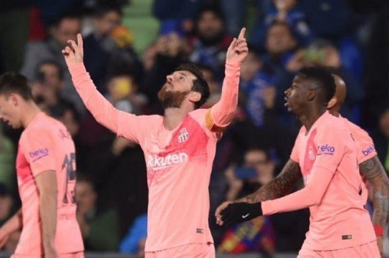 Messi i vetëm ka kontribuar në aq gola sa ka shënuar e gjithë skuadra e Realit