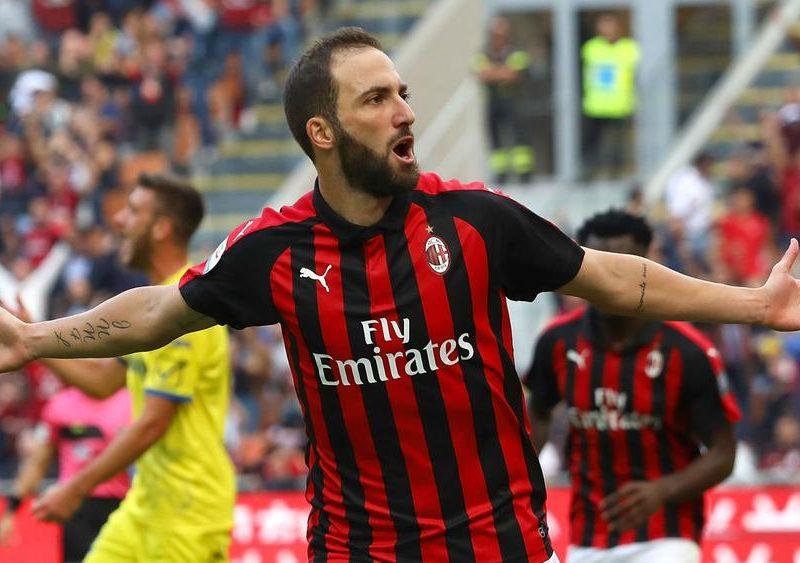 Higuain pranon ofertën e re, largohet nga Milan