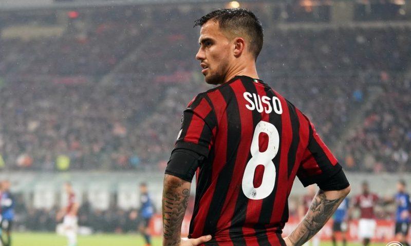Lëndohet sërish Suso, mungon në Kupën e Italisë