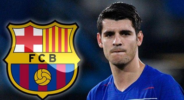 Morata në Barcelonë?