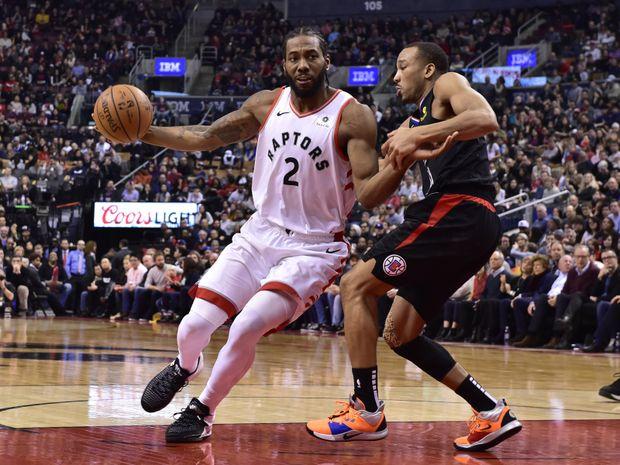 """Toronto mposht Clippers dhe kap kreun në Lindje, Boston """"leksion"""" Oklahomës"""