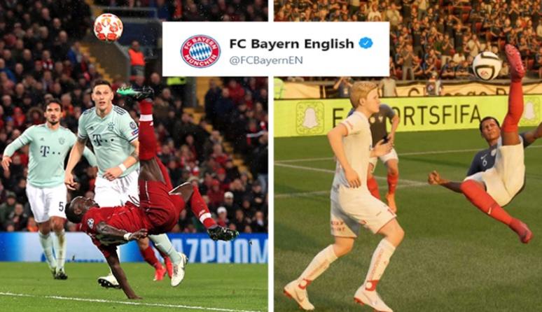 Bayern Munchen tallet publikisht me Sadio Mane-n