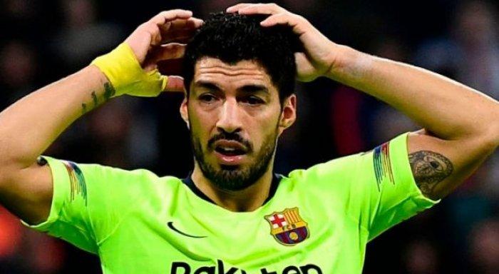 Valverde s'është i shqetësuar për formën e Suarezit