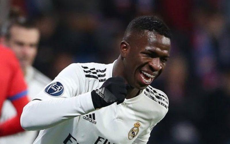 Vinicius: Luaj në Real Madrid dhe nuk kam frikë nga asgjë