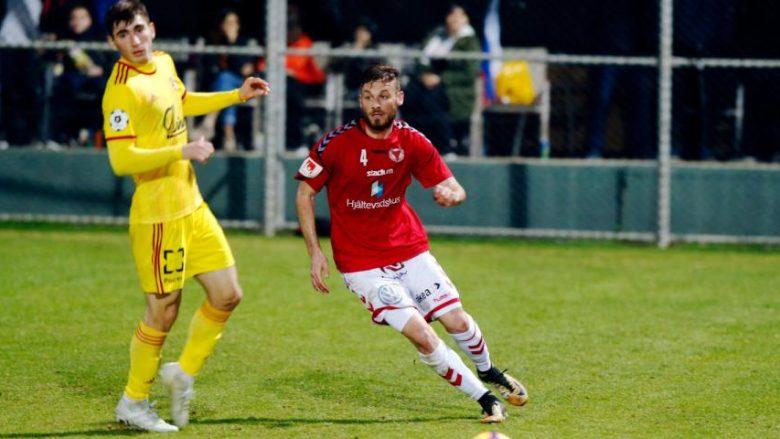 Aliti debuton me gol te Kalmari