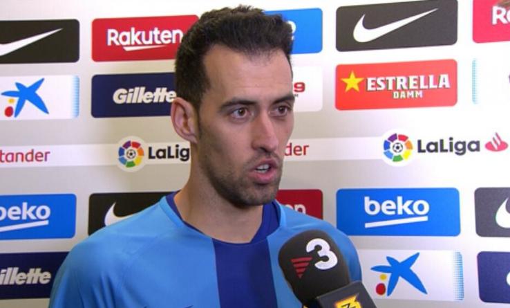 Sergio Busquets flet pas barazimit me Real Madridin, deklaratë interesante e tij