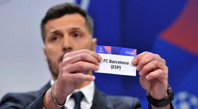 Lajm i keq për Barcelonën pas shortit në Ligën e Kampionëve