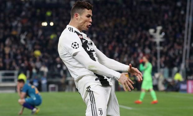 UEFA hap procedurë disiplinore për sjelljen e pahijshme të Ronaldos