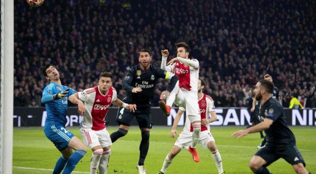 Real Madrid – Ajax, formacionet e ndeshjes së dytë