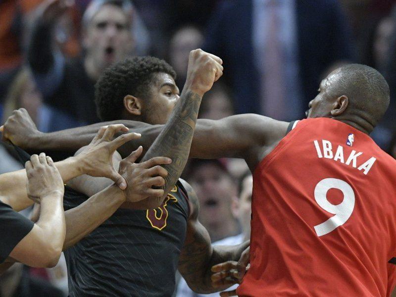 Rrahje në NBA