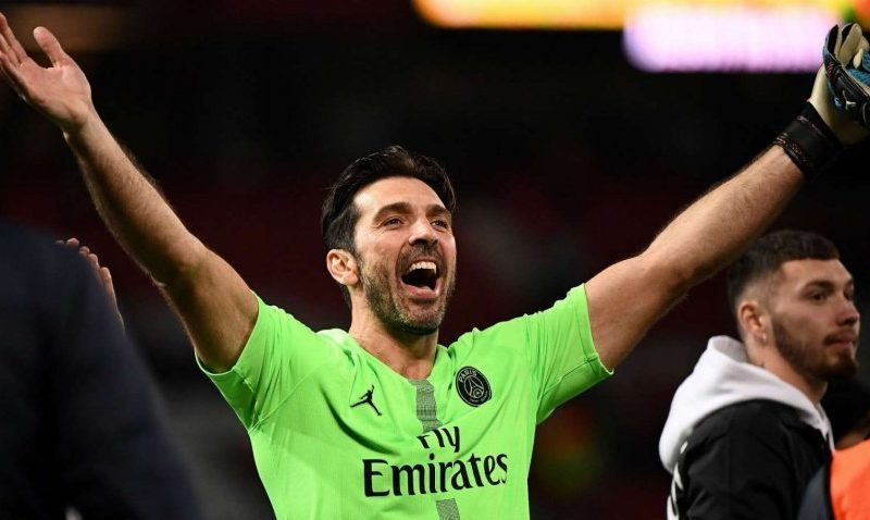 Iku për Champions, Buffon tani uron Juven