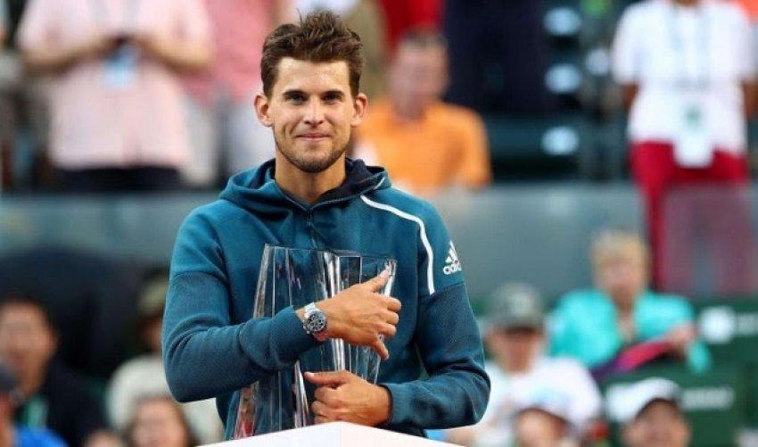 Thiem mposht Federerin në finale të Indian Wells