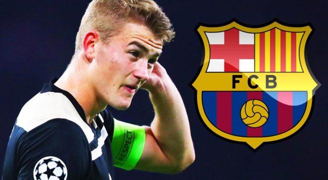 Nëse De Ligt kalon te Barcelona, ylli i madh largohet