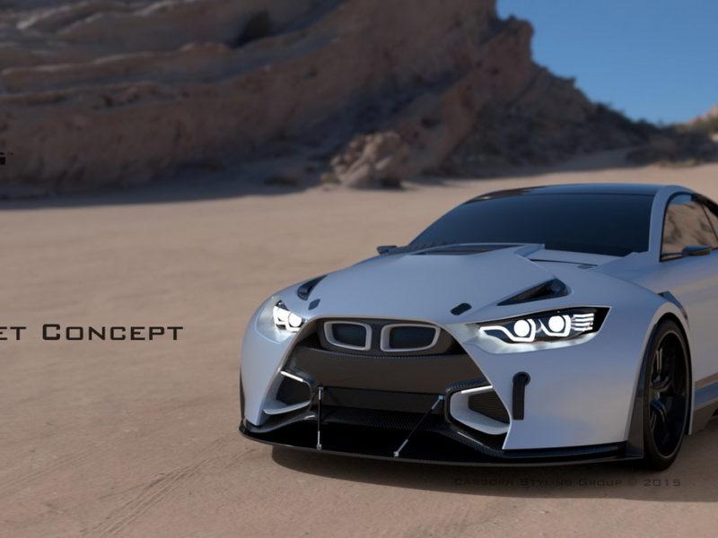 A do të prodhohet kjo BMW madhështore?