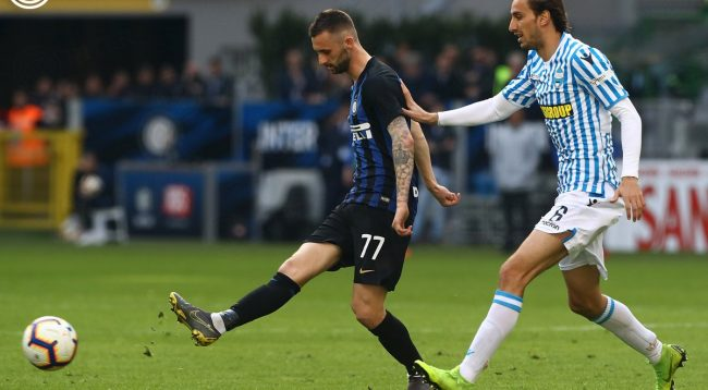 Inter në ndjekje të Milanit, fiton ndaj SPAL-it