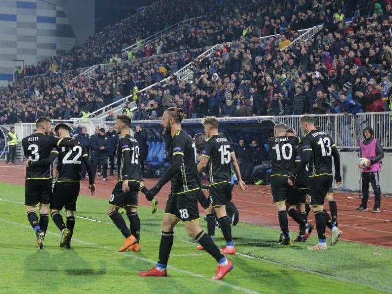 Forma e lartë e Kosovës para ndeshjes me Bullgarinë