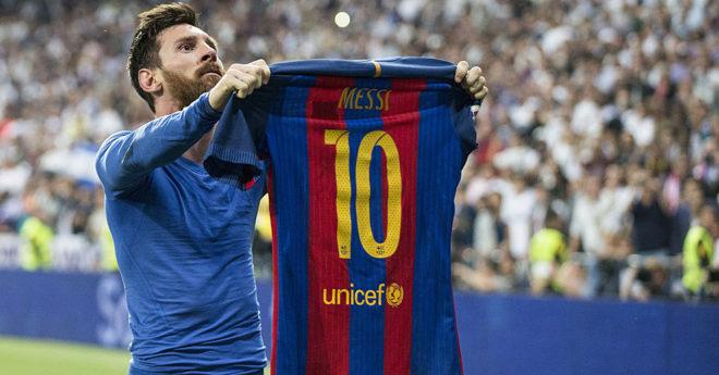 Messi votohet si lojtari më i mirë i të gjitha kohërave