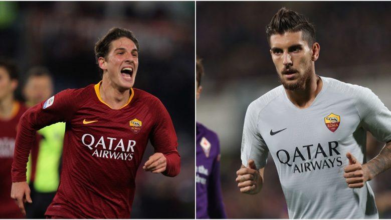 Juventus synon dy mesfushorët e Romës, Zaniolo dhe Pellegrini dëshirat e bardhezinjve