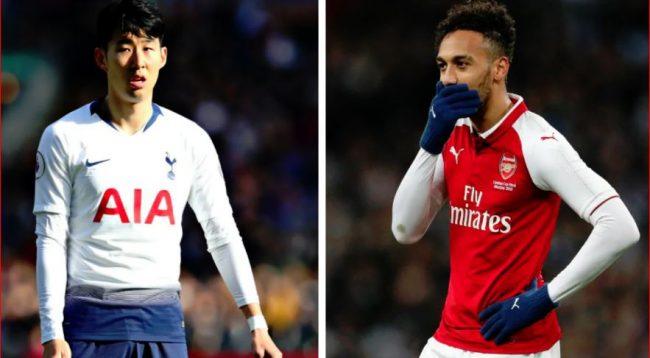 Formacionet zyrtare: Tottenham – Arsenal