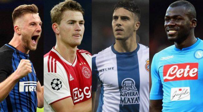 Lojtarët që mund të zëvendësojnë Varanen te Real Madrid