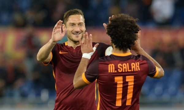 "Totti: ""Kisha raporte speciale me Salahn"""