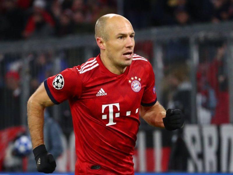 Robben nuk është i sigurt nëse do të mund të luajë më për Bayern Munichun