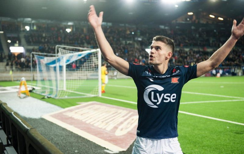 Futbollisti që ëndërron Kosovën po shkëlqen në Norvegji