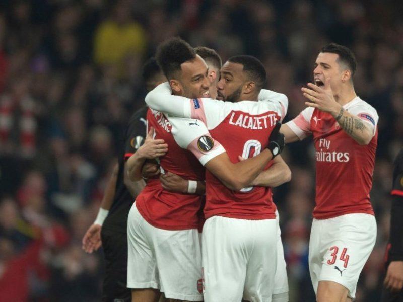 Arsenali tri pikë të reja për pozitën e tretë në Ligën Premier
