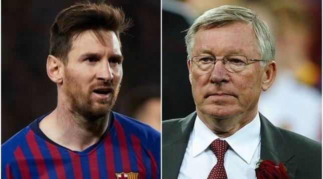 Ferguson i thur elozhe Messit pas eliminimit të Man Utd