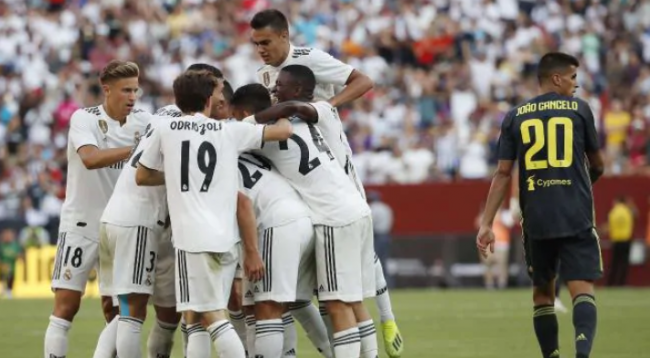 Real Madrid dhe Juventus po i shkëmbejnë lojtarët