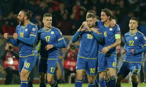 Kosova me ngritje të madhe në ranklistën e FIFA-s pas ndeshjeve të marsit