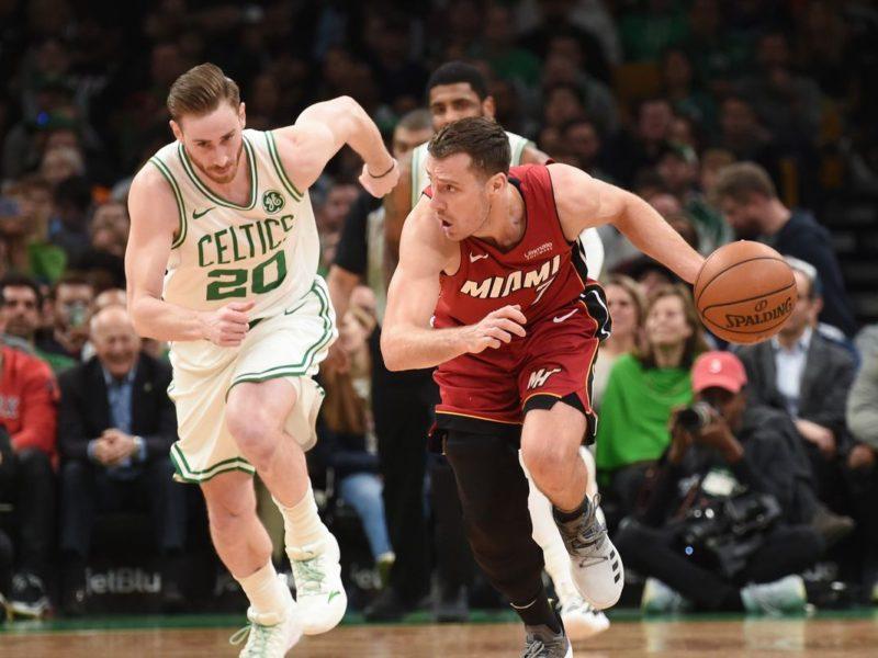 Aksion i çmendur në NBA, Irving inspiron Bostonin për të mposhtur Miamin e Dragic