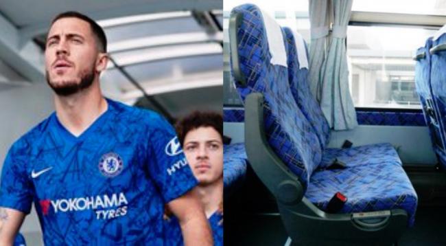 Fanellat e reja të Chelseat po krahasohen me ulëset e autobusit