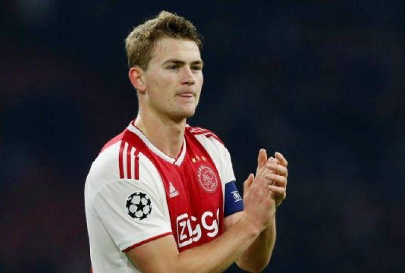 De Ligt, lojtari i vitit në Holandë
