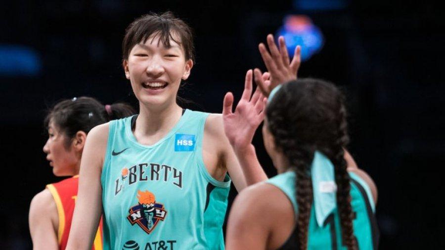 Han Xu shpreson të nisë një valë të re të basketbollisteve kineze në SHBA