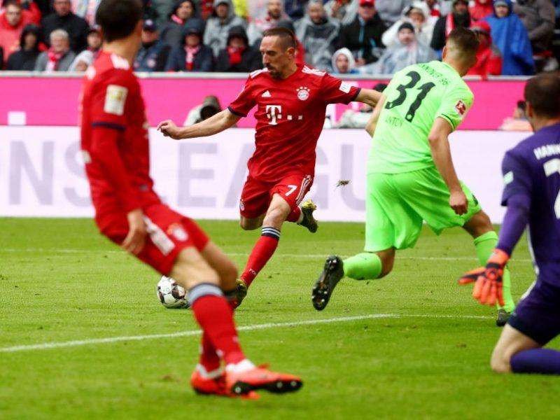 Bayerni mposht Hannoverin