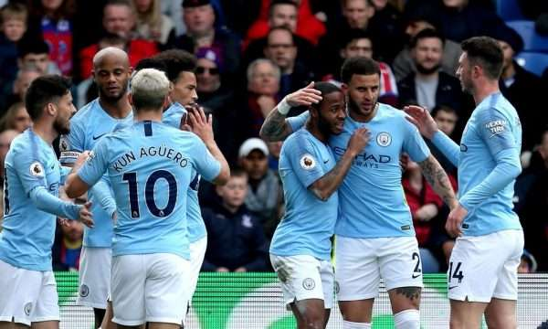 Manchester City kërkon ta mbrojë titullin në Premierligë me fitore ndaj Brighton
