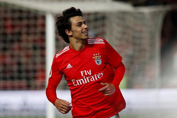 Presidenti i Benficas ultimatum Juventusit e Manchester United për super-talentin Joao Felix