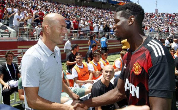 Zidane ende ka etje për transferime, e do me çdo kusht Pogban