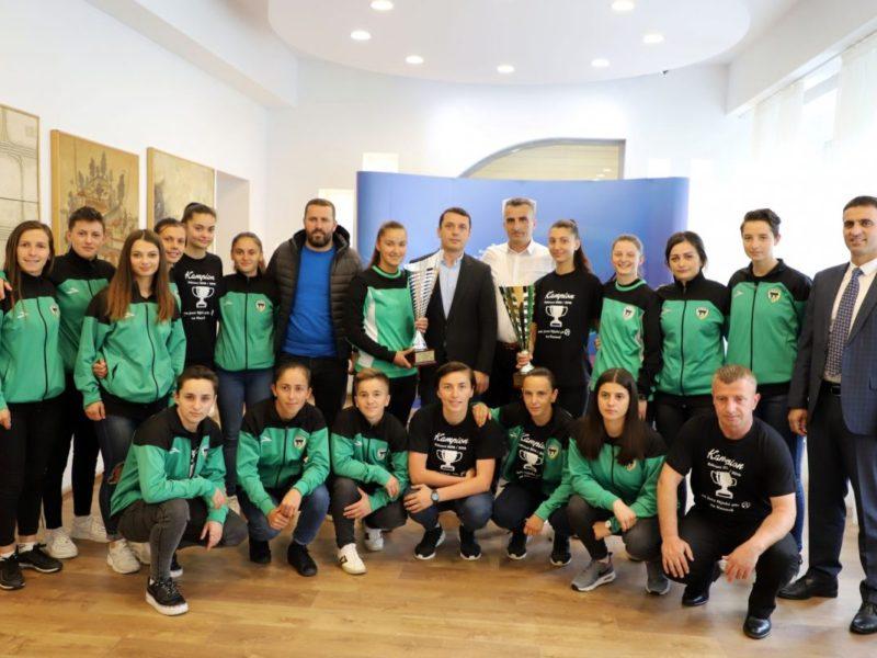 KBF Prishtina dhe KFF Mitrovica u shpërblyen me nga 10 mijë euro