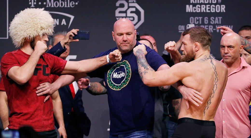 Presidenti i UFC konfirmon meçin e çmendur, Khabib Nurmagomedov – Conor McGregor