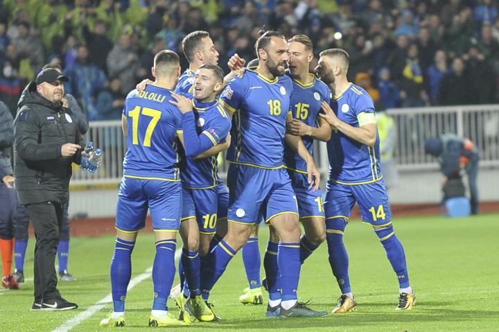 Krahasim: Pesë ndeshjet e fundit të Kosovës dhe të Malit të Zi